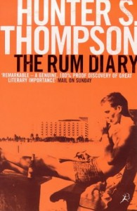 Hunter S Thompson The Rum Diary