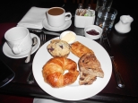 Continental breakfast US-style