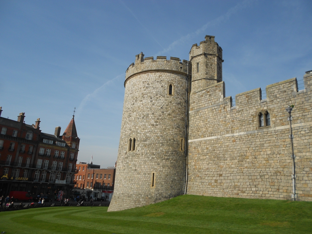 Another shot of Windsor Castle