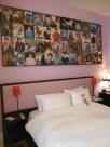 Teen idol room at The Gladstone