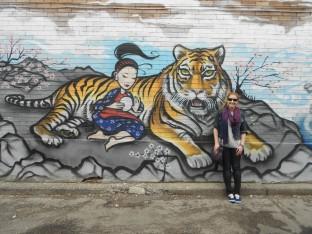 Lisa Hughes journalist Toronto Chinatown
