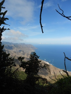 View Anaga Park, north Tenerife