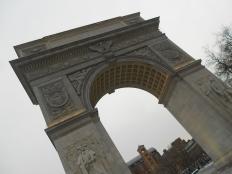 Arch of Washington Square Park