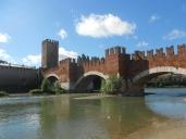 Castelvecchio fortress Verona