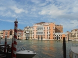 Grand Canal palaces in VEnice