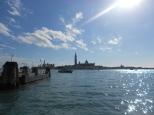 Leaving sunny Venice