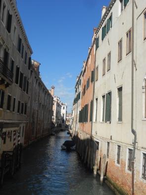 No cars in Venice