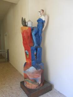 Romeo and Juliet sculpture Verona