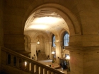 Stairway in New York Public Library