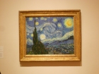 Starry starry night Van Gogh at MOMA New York