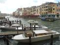 Venetian water taxis