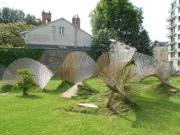 Art in the Botanic Garden Nantes