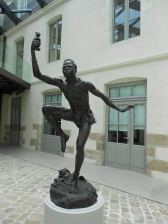 Artwork in Nantes France