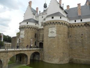 Castle of the Dukes of Brittany Chateau Des Ducs De Bretagne Nantes