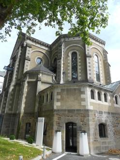 Hotel Sozo, formerly a church in Nantes