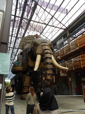 Mechanical Elephant Nantes